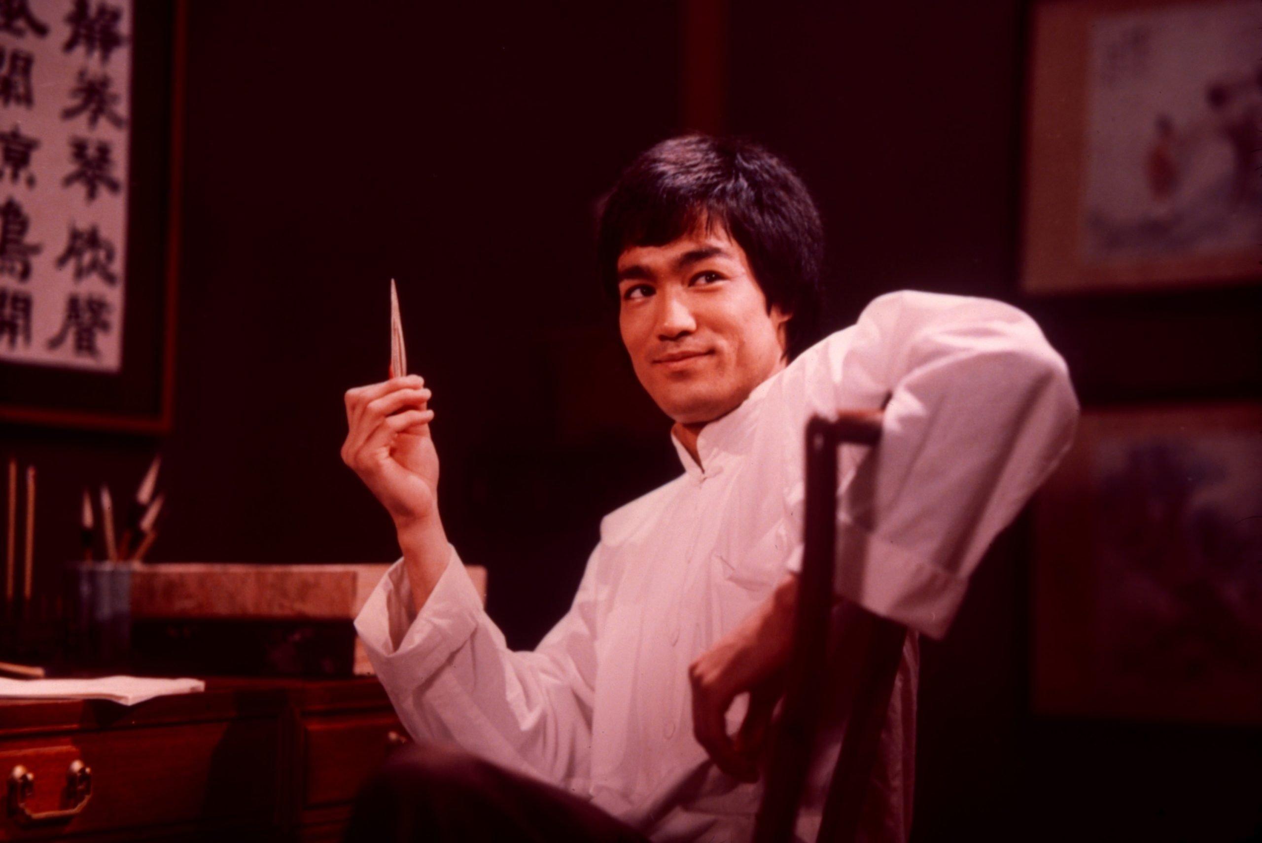 Bruce Lee's Enter the Dragon helped fuel a martial arts movie craze