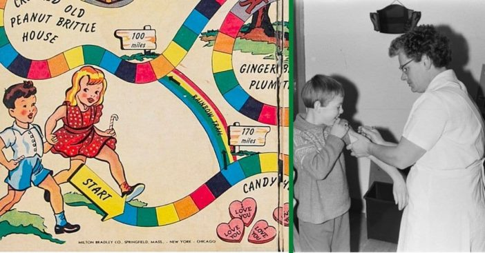 Candy Land served a noble purpose / Milton Bradley