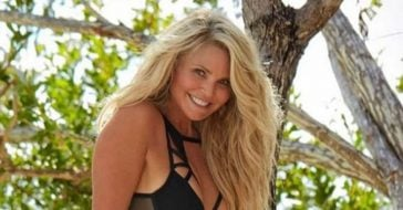 Christie Brinkley shares throwback photo from Sports Illustrated Swimsuit
