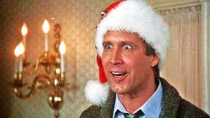 Clark Griswold fought hard for the perfect Christmas