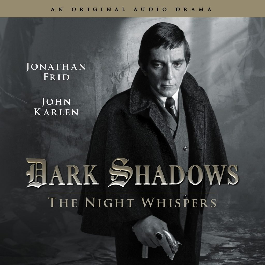 Cover of the audio drama 'The Night Whispers'