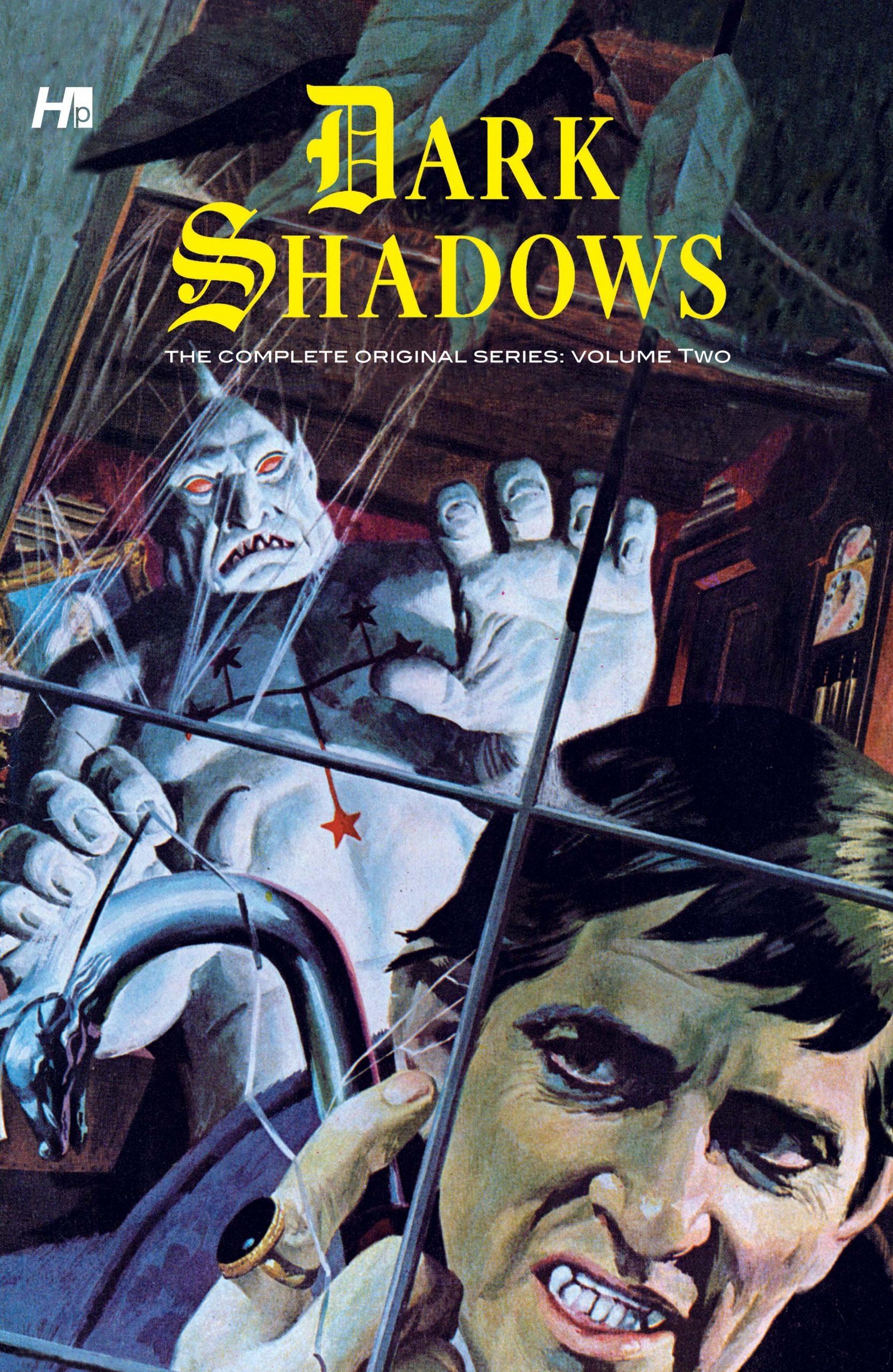 'Dark Shadows' comic book collection, volume 2