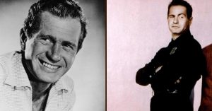 Darren McGavin then and later