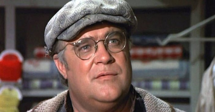 David Huddleston once guest starred on The Waltons