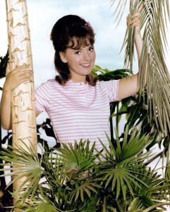 Dawn Wells on Gilligan's Island