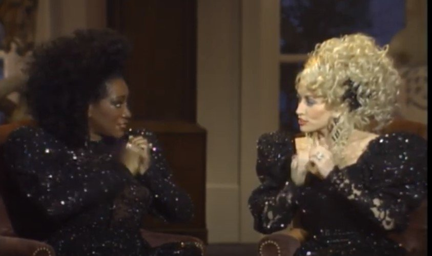 dolly parton patti labelle music with nails