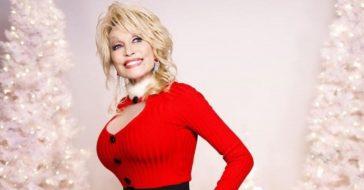 Dolly Parton hopes to brighten spirits with new Christmas album