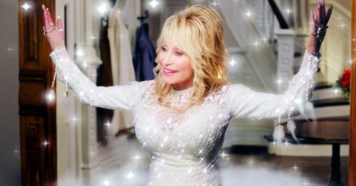 Dolly Parton says she will never look old
