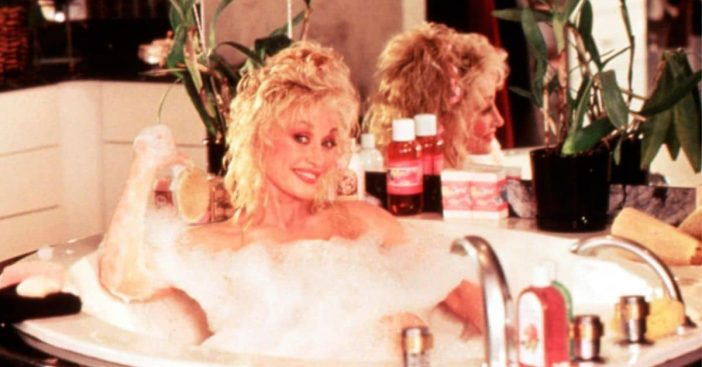 Dolly Parton shares her morning routine
