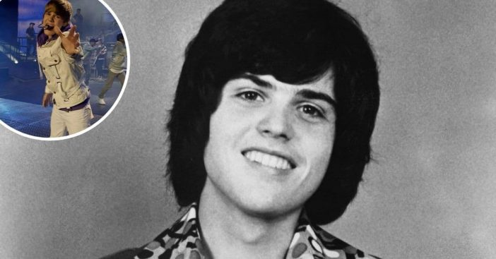 Donny Osmond can relate to loneliness and struggles of Justin Bieber