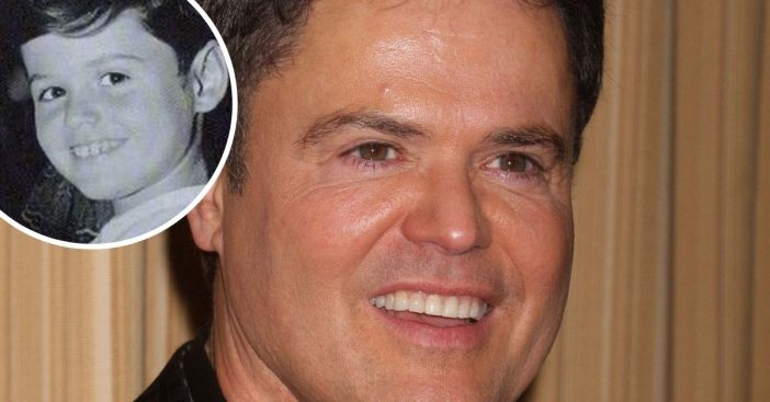 Donny Osmond shares advice to his younger self