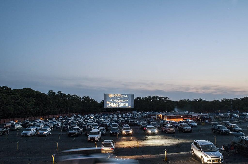 Drive-In Movie Theatre