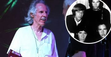 Drummer John Densmore owes his career to his crooked teeth