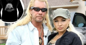 Duane Chapman shares limited edition hoodies for Beth