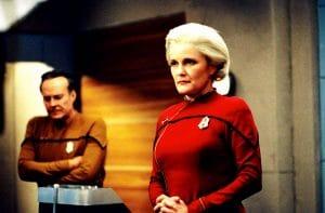 Dwight Schultz in Star Trek