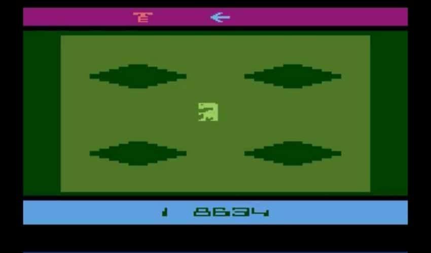 E.T. Video Game
