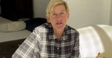 Ellen DeGeneres Gets Candid About 'Excruciating Back Pain' After COVID-19 Diagnosis