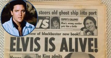 Elvis Alive Theory_ His Death Certificate Was Allegedly Written In His Own Handwriting