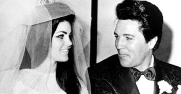 Elvis banned Priscilla from eating this food