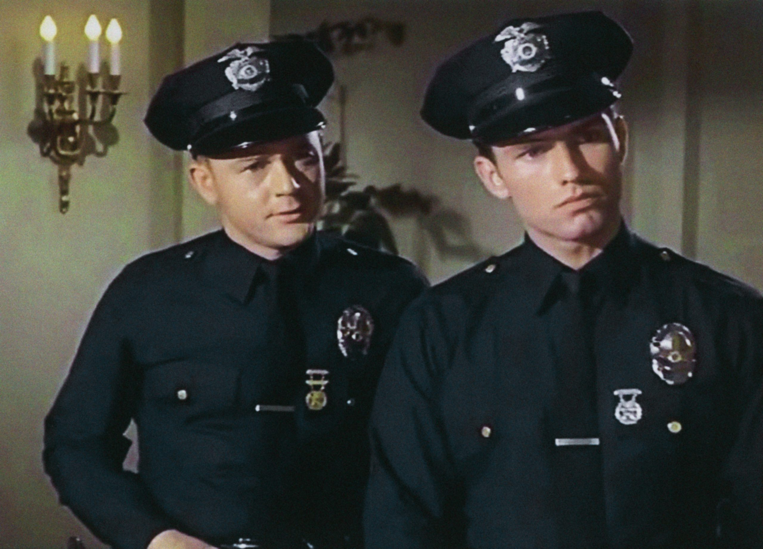 Emergency! began as a spinoff to Adam-12, then they got a crossover