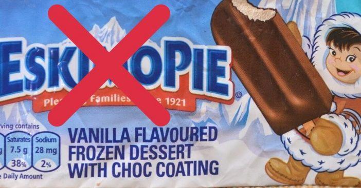 Eskimo Pie ice cream bars changing name to Edys Pie ice cream bars