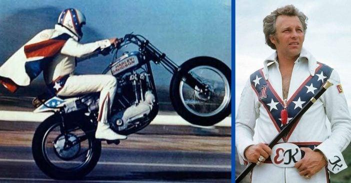 Evel Knievel Cover Image