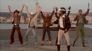 Everyone can easily recognize the iconic YMCA dance