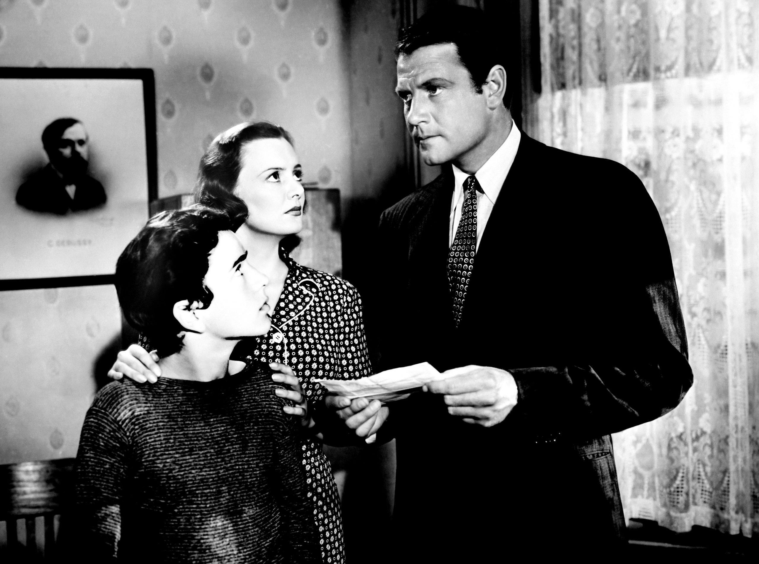 Gene Reynolds, Andrea Leeds, Joel McCrea 1939