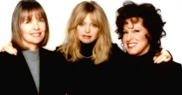 Goldie Hawn confirms reunion with women from First Wives Club