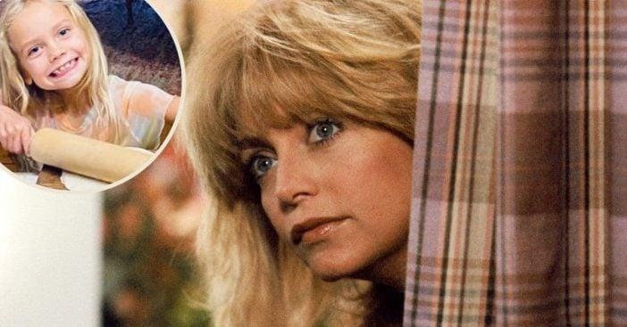 Goldie Hawns granddaughter looks just like her