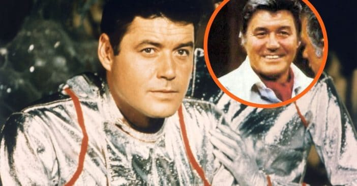 Guy Williams during and after 'Lost in Space'