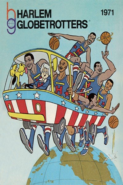 harlem globetrotters cartoon