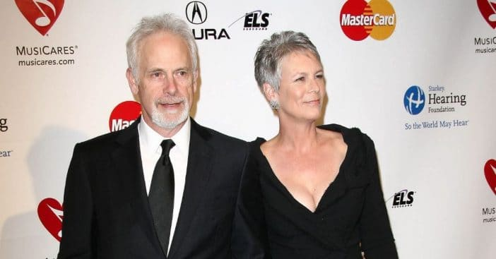 Jamie Lee Curtis and Christopher Guest anniversary