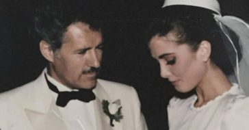 Jean Trebek shares a throwback photo from her wedding day with Alex Trebek