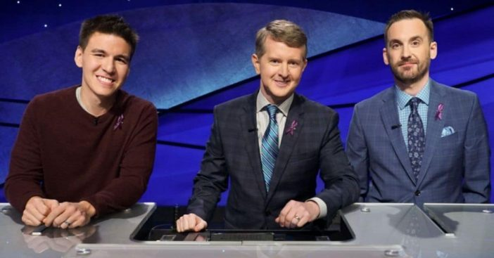 Jeopardy Greatest Of All Time Contestants