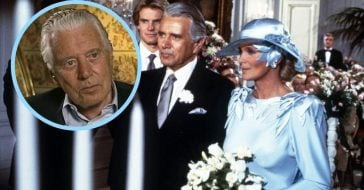 John Forsythe then and after