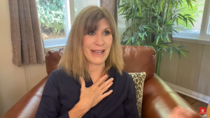 Judy Norton Taylor recalls working on that momentous episode