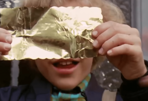 Just like Charlie, participants can search for the gold ticket to win a grand prize