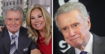 Kathie Lee Gifford says Regis Philbin was depressed before his death
