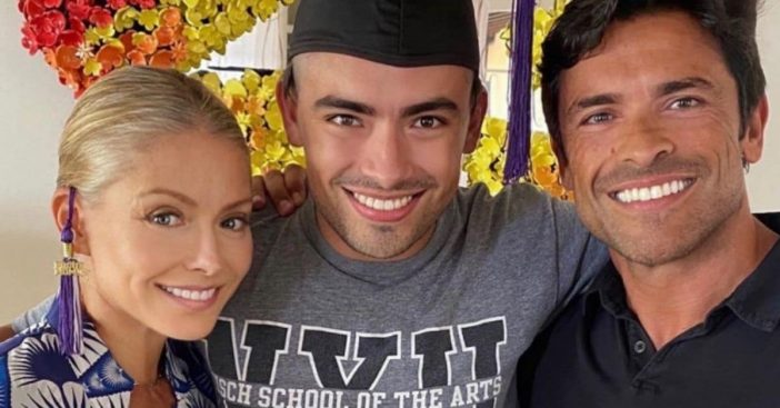 Kelly Ripa and Mark Consuelos donate to homeless college students