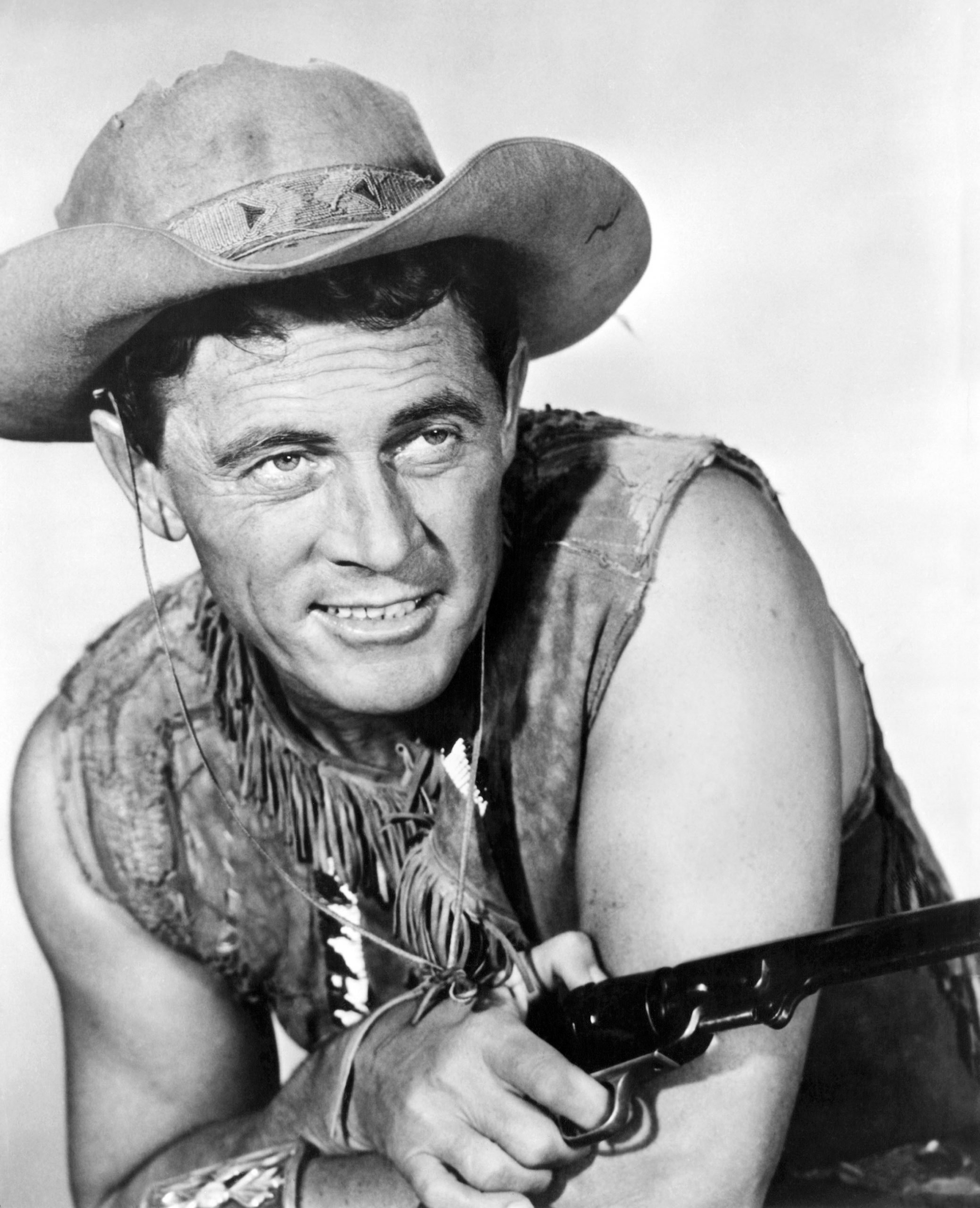 Ken Curtis was practically born to be a Western star