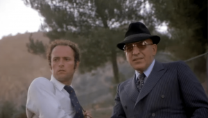 Kevin Dobson and Telly Savalas stayed friends after Kojak ended
