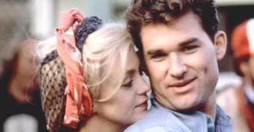 Kurt Russell says he met Goldie Hawn on the wrong foot