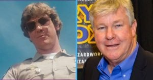 Larry Wilcox on CHiPs