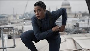 Lashana Lynch is 007