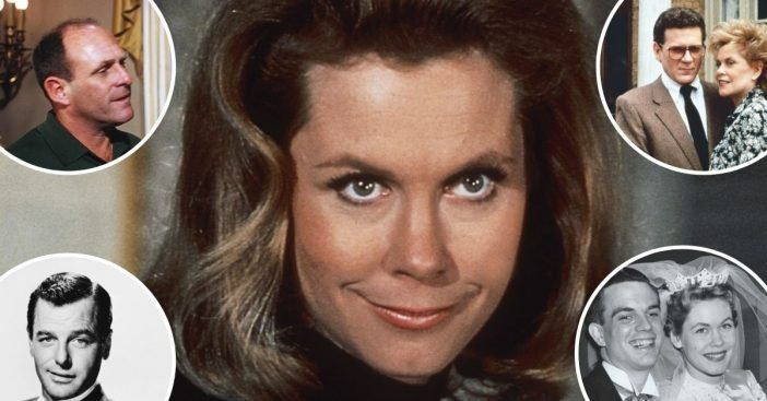 Learn more about Elizabeth Montgomery four husbands
