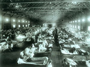 Letters about the 1918 pandemic shed light on similar conditions people's relatives faced a century ago