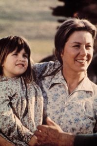 Lindsay Greenbush and Karen Grassle
