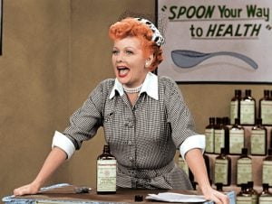 Lucille Ball was blacklisted during the Red Scare