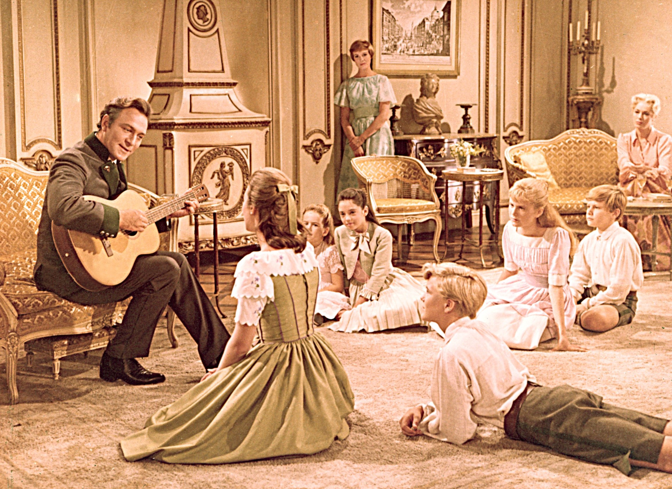 Why Christopher Plummer Almost Wasn't The Captain In 'The Sound Of Music'